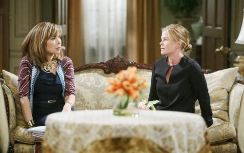 Days of Our Lives Spoilers: Will Victor Help Plan Sami's Getaway Before She's Arrested? Alison Sweeny's Final Air Date October 30