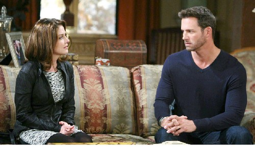 Days Of Our Lives Spoilers: Pregnancy Switch - Theresa Not Pregnant But Sister Eve IS Pregnant With JJ's Baby?