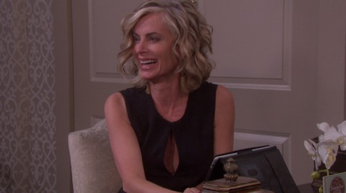 Days of Our Lives Spoilers: Eileen Davidson Filming DOOL Now - Pregnant Kristen DiMera Air Date May 2015