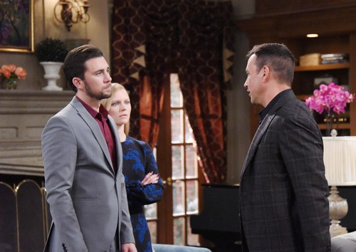 Days of Our Lives Spoilers: Abigail Sees Stefan's Good Side, Gets Too Close - Chad Fears Cheating