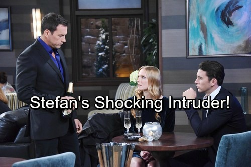 Days of Our Lives Spoilers: Stefan Faces a Shocking Intruder – Startling Encounter Provides Evidence of Murder