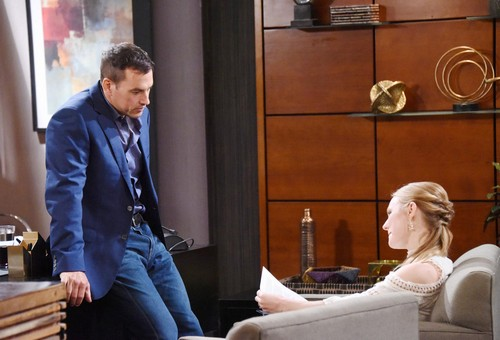 Days of Our Lives Spoilers: Stefan and Vivian Plot Chad and Abigail Breakup - Chabby Blowup Looms