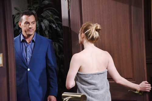 Days of Our Lives Spoilers: Abigail Falls For Stefan - Charged Moment Leads To Passion
