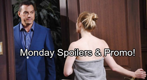 Days of Our Lives Spoilers: Monday, January 8 - Abigail Grovels to Stefan – Ciara Gets Crushing News – Andre Lies to Kate