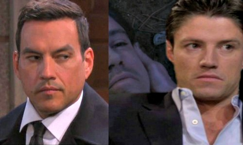 Days of Our Lives Spoilers: Stefan vs. EJ – Who's the Better DiMera Bad Boy? [via celebdirtylaundry]