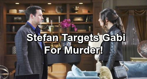 Days of Our Lives Spoilers: Stefan's Revenge Turns Deadly - Charlotte's Fake Daddy Targets Gabi For Murder