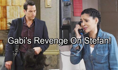 Days of Our Lives Spoilers: More Problems For Gabi – Seeks Revenge on Evil Stefan