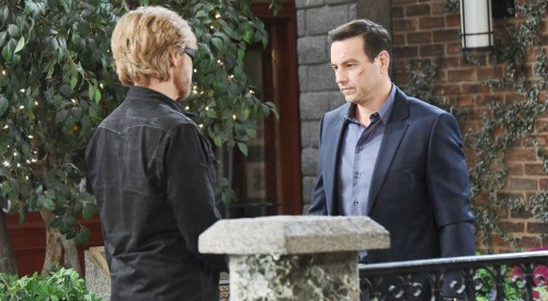 Days of Our Lives Spoilers: Bionic Eye Puts Steve In Prison - Stefan To Blame?