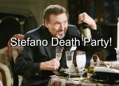 Days of Our Lives (DOOL) Spoilers: Stefano's Death Party, Salem Celebrates Villain's Murder – Joseph Mascolo's Epic Moments