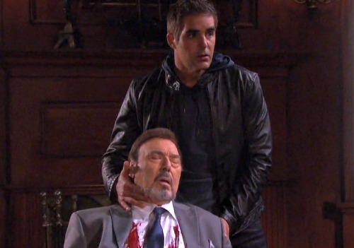 Days of Our Lives Spoilers: Masquerade Ball Traps Stefano – Dangerous Night Ahead