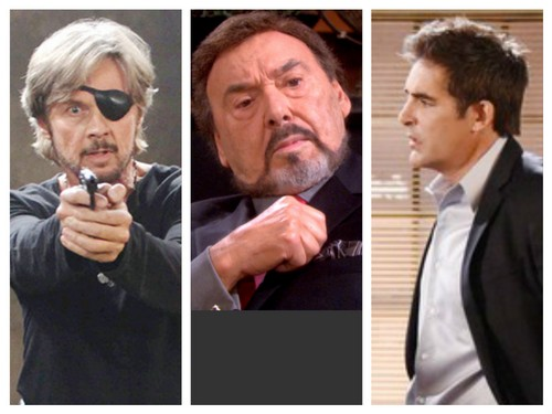 Days of Our Lives Spoilers: Marlena Volunteers as Bait for Stefano – Will Risky Strategy Catch The Phoenix?