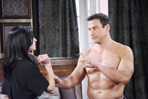 Days of Our Lives Spoilers: Friday, March 9 – Stefan Meets 'Dr. Laura' – Gabi Arrested – Brady Thrills Eve with Engagement Ring