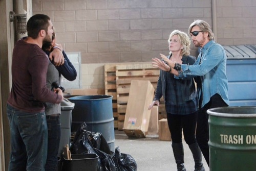 Days of Our Lives (DOOL) Spoilers: Dirk Goes Ballistic, Shoots Joey During Hostage Situation – Steve and Kayla Sob for Son