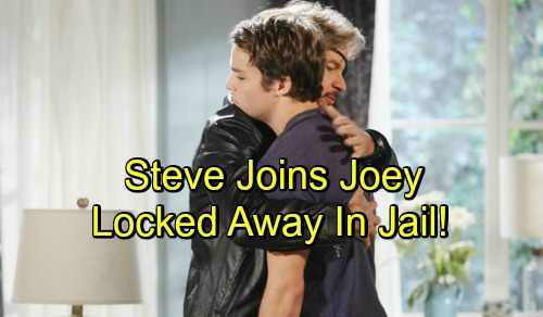 Days of Our Lives Spoilers: Roman's News Devastates Kayla, Steve Joins Joey Behind Bars – Kayla Left to Battle Stefan Alone