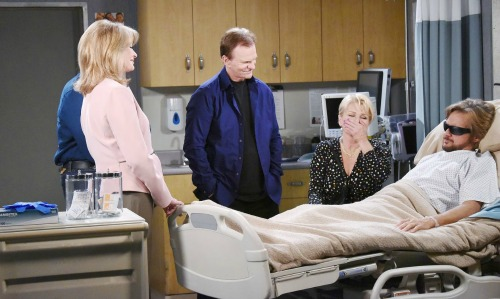 Days of Our Lives Spoilers Next 2 Weeks: Will Gets a Cryptic Message – Ted Defends Ben, Kate's Furious – Ciara Makes a Bold Move