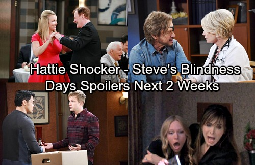 Days of Our Lives Spoilers for Next 2 Weeks: Hattie Shocker - Gabi Charged with Murder – Will Learns John Plans To Kill Steve
