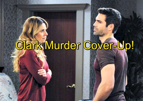 Days of Our Lives (DOOL) Spoilers: Mysterious Clark Blackmails Summer, Winds Up Dead – Dario Helps Cover-Up