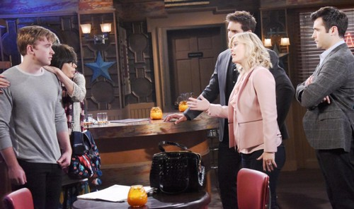 Days of Our Lives Spoilers: Tuesday, November 14 - Hope Grills JJ After Abe's Outburst – 'EJ' Defends Susan