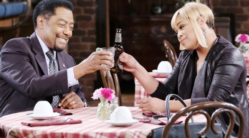 Days of Our Lives Spoilers: Tionne (T-Boz) Watkins Exits DOOL - Sheila Leaves Town