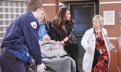 Days of Our Lives Spoilers: Monday, November 13 - Shot Theo Fights For Life – Will Rejects Sonny