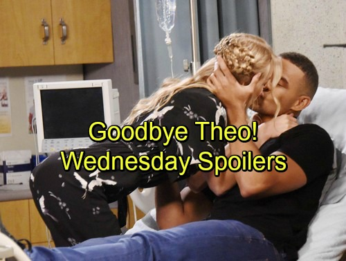 Days of Our Lives Spoilers: Theo Says Goodbye to Salem – Vivian Works Against Abigail – Stefan's Offer Shocks Gabi