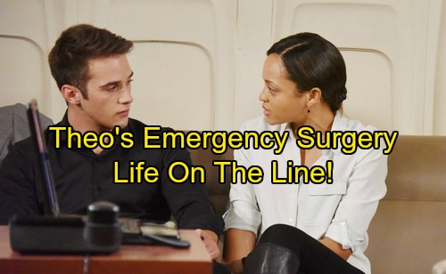 Days of Our Lives Spoilers: Theo Needs Emergency Surgery, Faces Desperate Fight for His Life