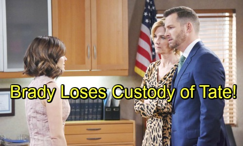 Days of Our Lives Spoilers: Brady and Eve Make Shocking Confessions About Deimos' Murder - Theresa Wins Custody Hearing
