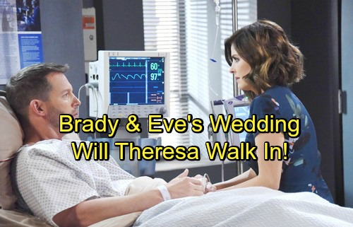 Days of Our Lives Spoilers: Brady Pops the Question Again, Second Wedding Looms – Theresa's in a Race Against Time