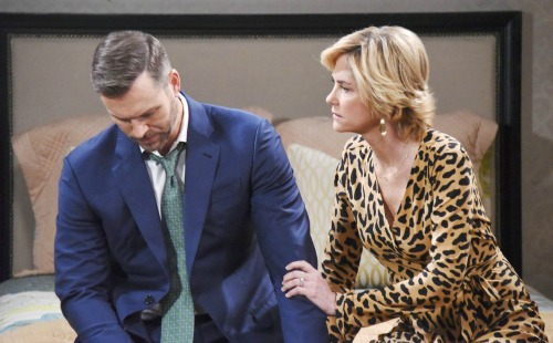 Days of Our Lives Spoilers: Tuesday, July 10 – Ciara Wants Ben's Side of the Story – Tripp's Shocking News – JJ Advises Guilty Theresa