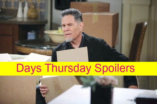 Days of Our Lives (DOOL) Spoilers: Sonny Leaves Town – Rafe Stuns Gabi with Shocking News – Abigail Checks on Chad