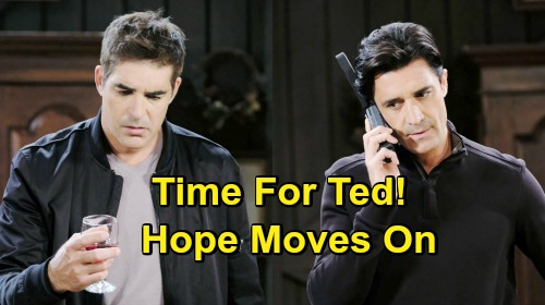 Days of Our Lives Spoilers: Competition for Hope's Heart Heats Up – Should She Dump Rafe and Get with Ted?