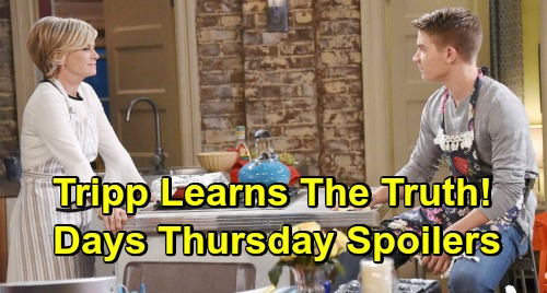 Days of Our Lives Spoilers: Thursday, December 13 – Eric Faces Holly Heartbreak – Raging Victor Disrupts Leo and Sonny's Nuptials