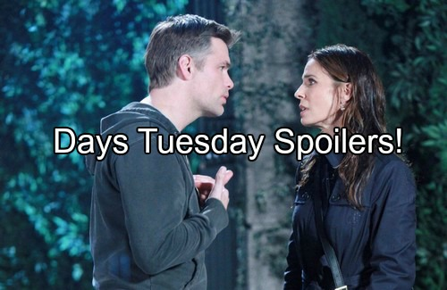 Days of Our Lives (DOOL) Spoilers: Adriana Fixes Up Rafe With Blanca - Chase Life or Death - Hope and Aiden Grow Closer