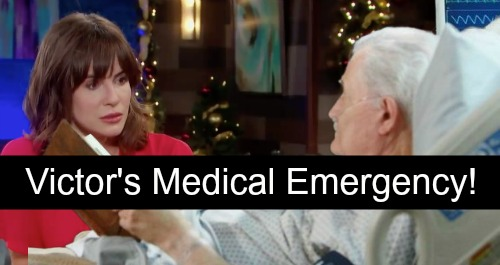Days of Our Lives Spoilers: Victor Faces Sudden Health Crisis - Sarah Saves The Day