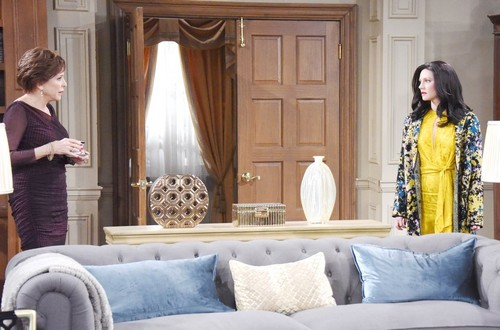 Days of Our Lives Spoilers: Abigail's Alternative Personalities Confuse Chad – Stefan Struggles to Hide the Truth