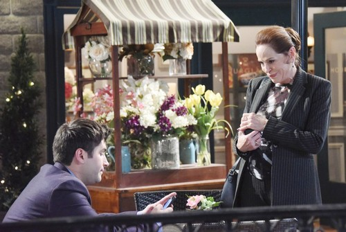 Days of Our Lives Spoilers: Kate Recruits Paul to Dig for Dirt on Vivian – Vicious War Leads Murder Charges