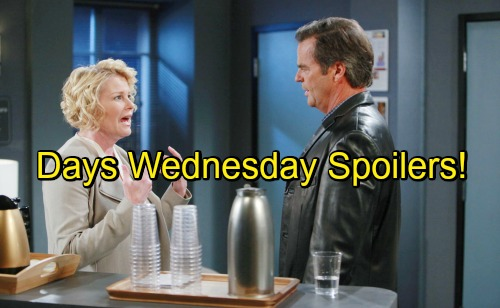 'Days of Our Lives' Spoilers: Orpheus Takes Marlena's Deadly Pill, Fakes His Own Death – Anne Falls Hard for Lucas