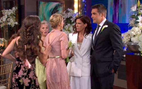 Who is hope hookup on days of our lives