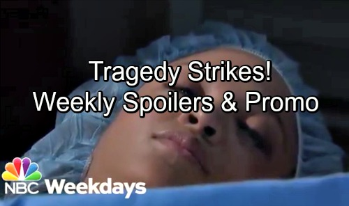 Days of Our Lives Spoilers: Week of June 18 – Kayla Scrambles as Lani Bleeds Out, Surgery Brings Complications – 'Elani' Baby Dies