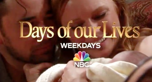 Days of Our Lives Spoilers: Week of November 12 - New Promo - Chad Delivers Abigail's Baby, Disaster Follows - Ben Busts Wyatt