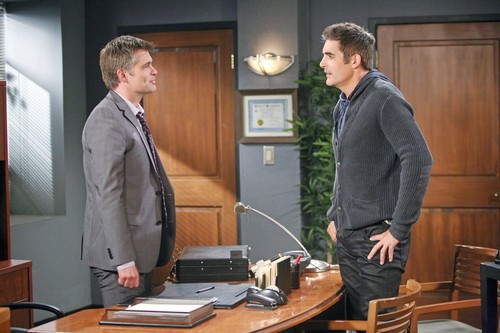 'Days of Our Lives' Spoilers: Rafe Brutally Attacked at Secluded DiMera Property, Shadowy Figure Strikes Blow