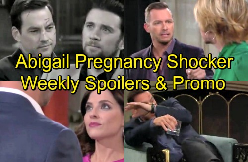 Days of Our Lives Spoilers: Monday, June 25 – Abigail's Return Pregnancy Shocker – Gabi Blasts Stefan - New Promo Video