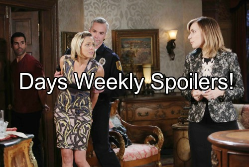 'Days of Our Lives' Spoilers: Week of June 20 – Shocking Confessions, Heartbreak and a Daring Escape
