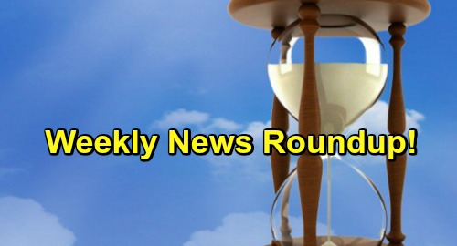 Days of Our Lives Spoilers: DOOL Weekly News Roundup – Vivian Recast Confirmation – Fun Family Reunion – Hot Film for Days Star
