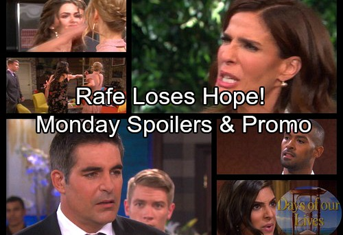 Days of Our Lives Spoilers: Monday, March 5 – Ciara Attacks Claire Violently – Rafe Loses Hope – Eli Confesses to Gabi