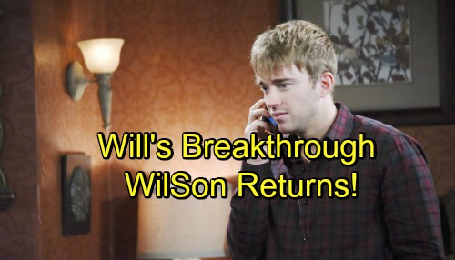 Days of Our Lives Spoilers: Will Kisses Sonny After Wedding Memory Unlocks His Past – 'WilSon' History Rushes to the Surface
