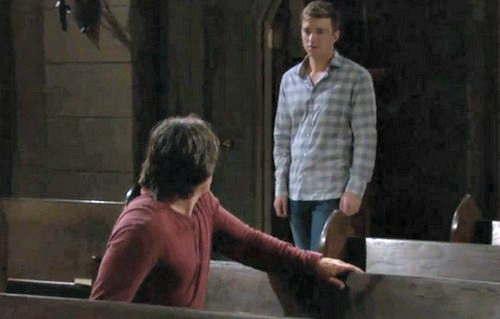 Days of Our Lives Spoilers: Sonny's Alarming Dream About Will – Premonition Sparks Pre-Wedding Jitters