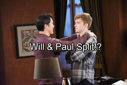 Days of Our Lives Spoilers: Will Takes The Risk, Gets Memories Back – Breaks Up With Paul?