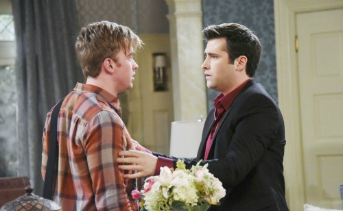 Days of Our Lives Spoilers: Tuesday, July 3 – Kayla's Huge Confession – Stefan Faces Abigail's Wrath – Will and Sonny's Crazy Cover-up