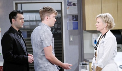 Days of Our Lives Spoilers: Monday, May 13 – Brady and Xander Face Off – Ted Fears Betrayal – Lani Deceives Ben
